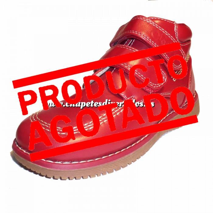 Imagen Rojo BTIN Botín niño en piel Rojo Talla 30
