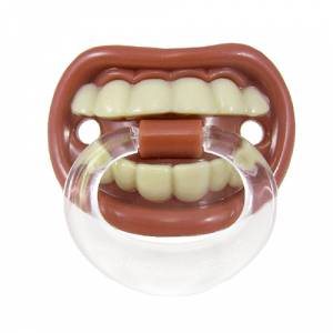 Chupetes Dientes - Chupete Modelo Cl�sico - A Thumb Sucker Billy Bob